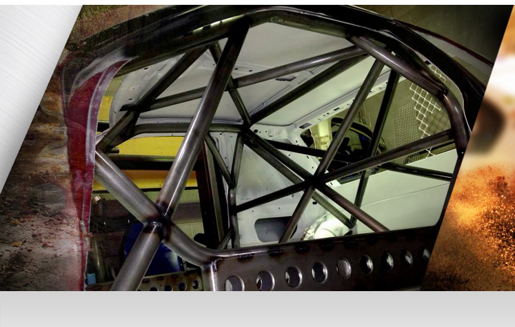 James Roll Cage